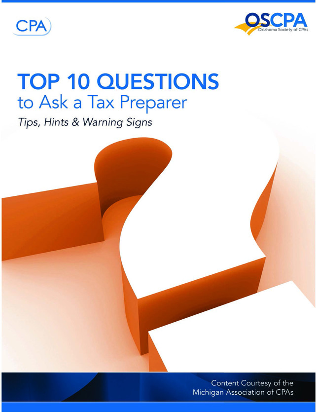 Top 10 Qs to Ask